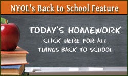 Newtown Yardley's Back to School Feature