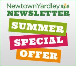 Newtown Yardley Online's Newsletter Sponsorship Summer Special!