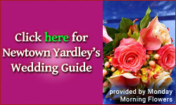 Newtown Yardley's Wedding Guide