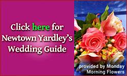 Newtown Yardley's Wedding Guide