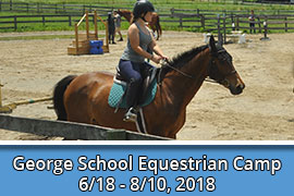 George School Equestrian Camp