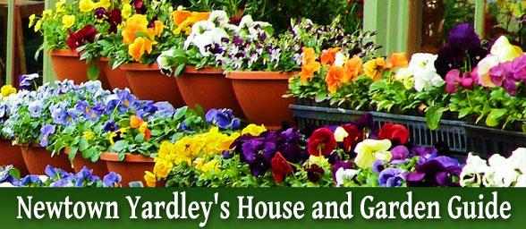 Newtown Yardley's House and Garden Guide