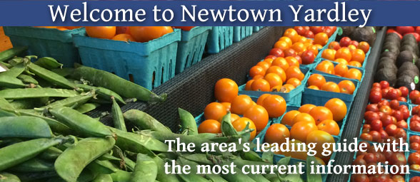 Welcome to Newtown Yardley - The area's leading guide to with the most current information
