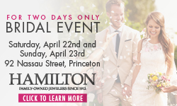 Hamilton Jewelers Bridal Event