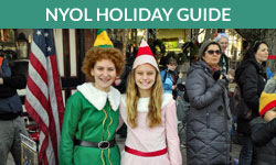 Newtown Yardley's Holiday Guide